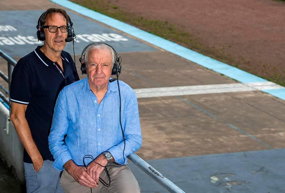 Gio Lippens en José De Cauwer (foto Klaas Jan van der Weij)